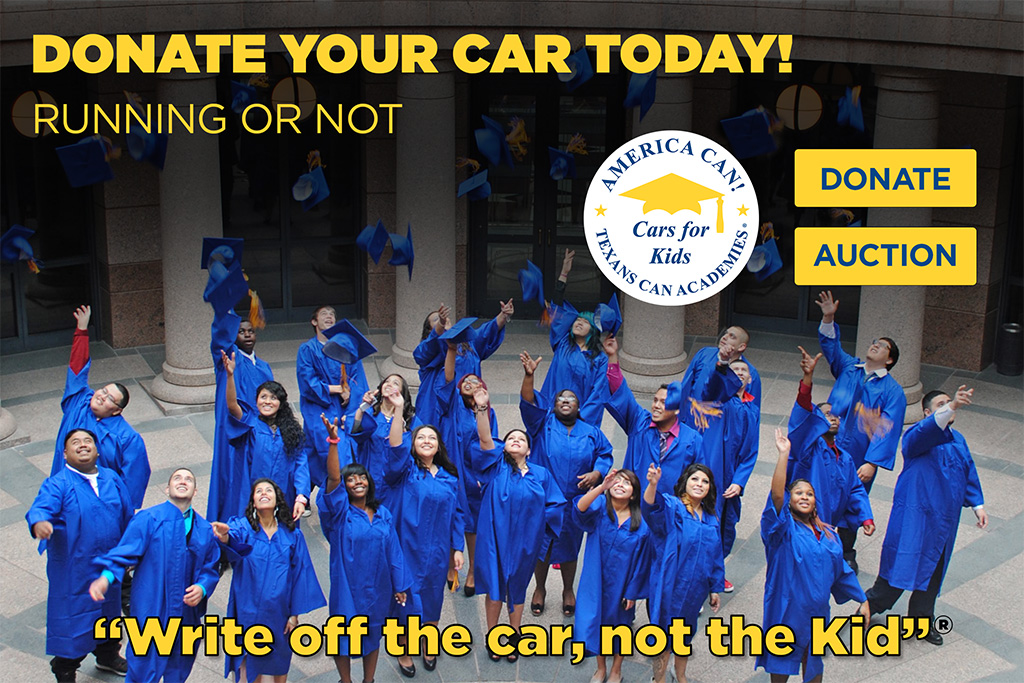 Texans Can Cars For Kids Dallas Tx